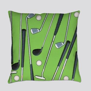 Golfing Everyday Pillow