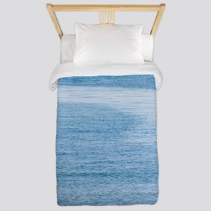 Ocean Scene Window Twin Duvet