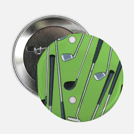 "Golfing 2.25"" Button"