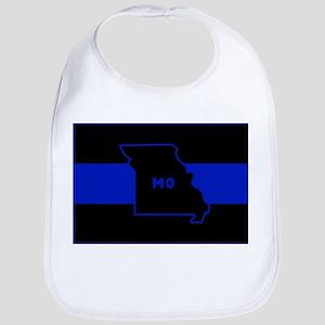 Thin Blue Line - Missouri Bib