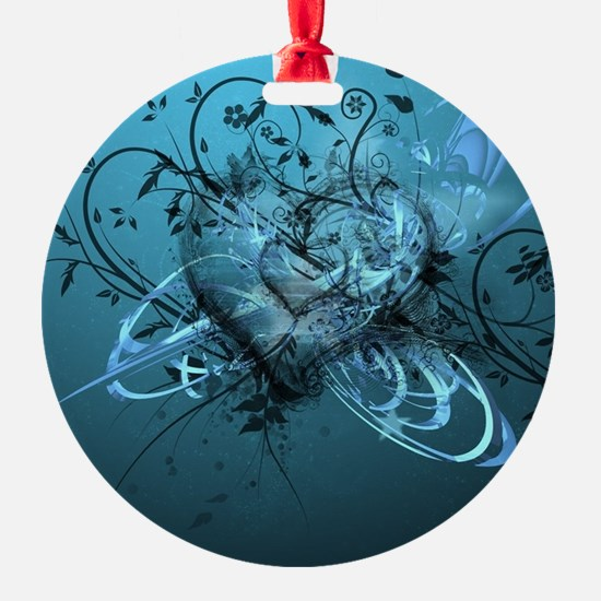 Blue Desire-Forever Love Ornament