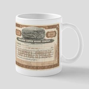 Anaconda Copper Mining Mug