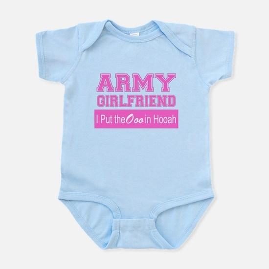 Army Girlfriend Ooo in Hooah_Pink Body Suit
