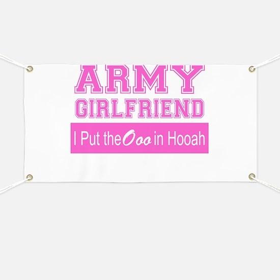 Army Girlfriend Ooo in Hooah_Pink Banner