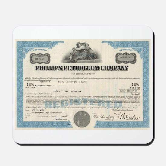 Phillips Petroleum Mousepad