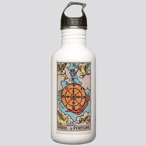 """Wheel of Fortune"" Stainless Water Bottle 1.0L"