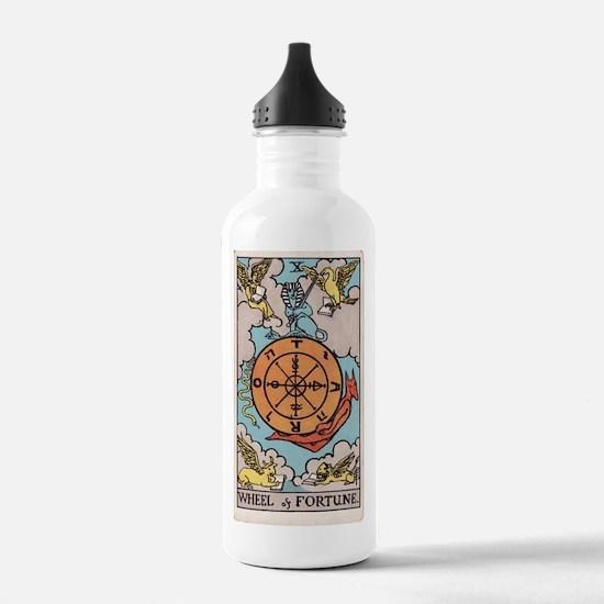 """""""Wheel of Fortune"""" Water Bottle"""