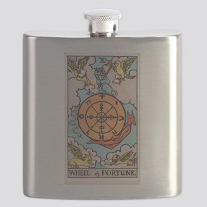 """Wheel of Fortune"" Flask"