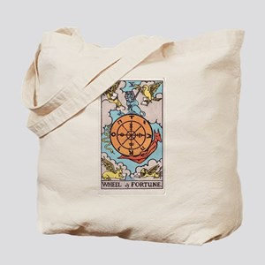 """Wheel of Fortune"" Tote Bag"