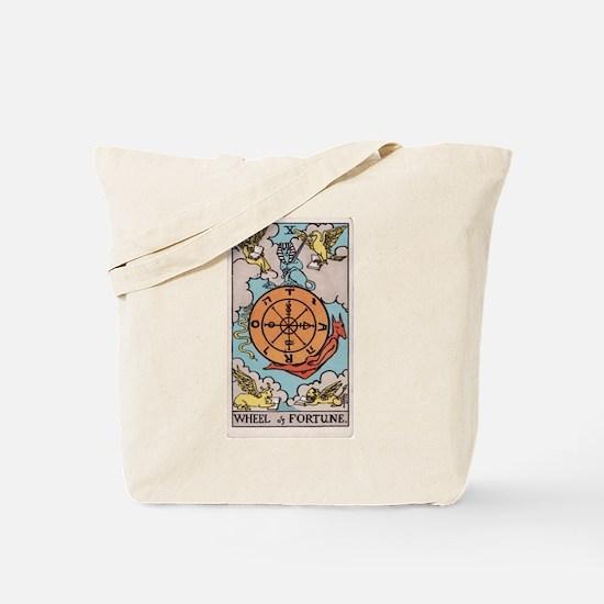 """Wheel of Fortune"" Tote Bag"