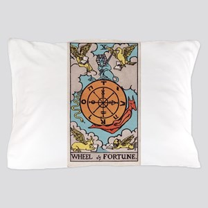 """""""Wheel of Fortune"""" Pillow Case"""