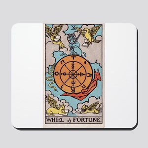 """""""Wheel of Fortune"""" Mousepad"""