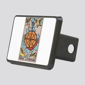 """Wheel of Fortune"" Rectangular Hitch Cover"