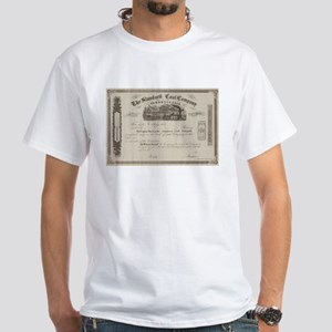 Standard Coal Company of Pennsylvani White T-Shirt