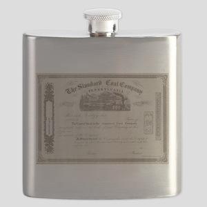 Standard Coal Company of Pennsylvania Flask