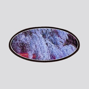 landscape purple cherry blossom Patch