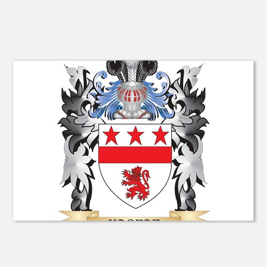 Macrae Coat of Arms - Fam Postcards (Package of 8)