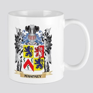Mahoney Coat of Arms - Family Crest Mugs