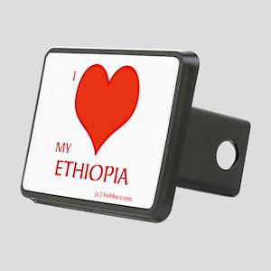 ILov emyethiopia Hitch Cover