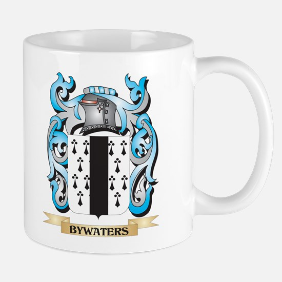 Bywaters Coat of Arms - Family Crest Mugs