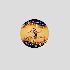 Dance Ballroom Mini Button