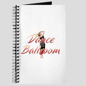 Dance Ballroom Journal