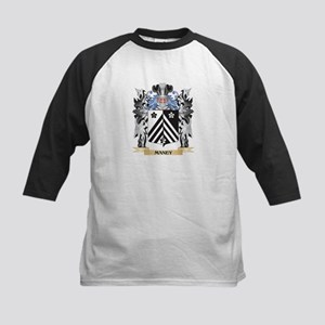 Maney Coat of Arms - Family Crest Baseball Jersey