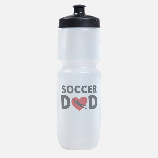 Soccer Dad Sports Bottle
