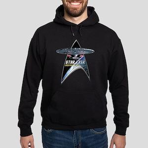 StarTrek Command Silver Signia Enterprise 1701 D H