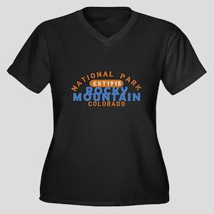 Rocky Mountain - Colorado Plus Size T-Shirt