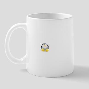 LINUX LOGO TUX PENGUIN Mug