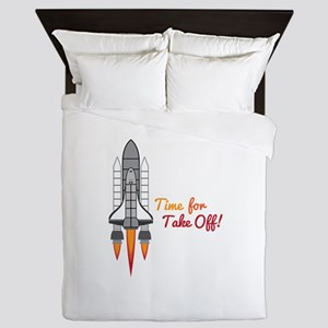 Take Off Queen Duvet