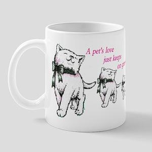 pet's love Mug