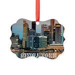 Singapore Picture Ornament