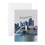 Singapore Greeting Cards (Pk of 10)