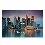 Singapore Postcards (Package of 8)