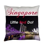 Singapore Everyday Pillow