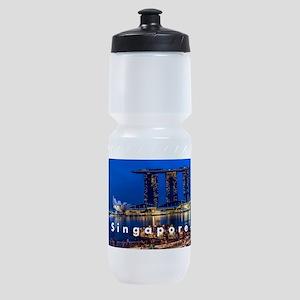 Singapore Sports Bottle