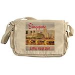 Singapore Messenger Bag