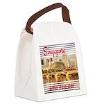 Singapore Canvas Lunch Bag
