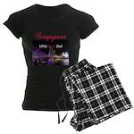Singapore Women's Dark Pajamas