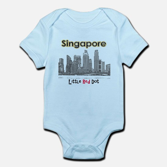 Singapore Infant Bodysuit