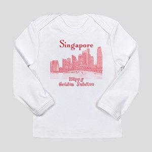 Singapore Long Sleeve Infant T-Shirt