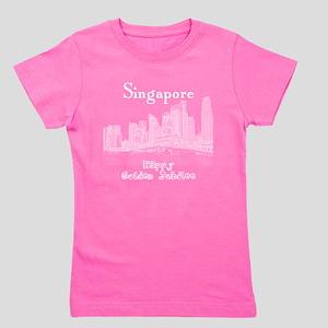 Singapore Girl's Tee