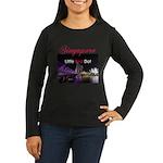 Singapore Women's Long Sleeve Dark T-Shirt