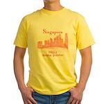 Singapore Yellow T-Shirt