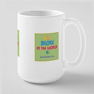 Best Bloke and Modest Mugs