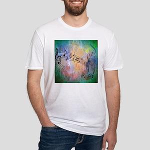 Abstract Music T-Shirt