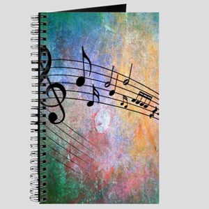 Abstract Music Journal