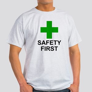 SAFETY FIRST - Light T-Shirt